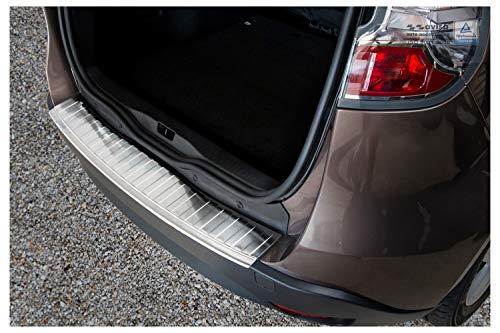 tuning-art L218 Limo Edelstahl Ladekantenschutz 5 Jahre Garantie Fahrzeugspezifisch