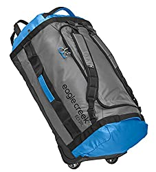 waterproof duffel bag with wheels