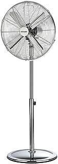 Dimplex DCPF40C High Velocity Pedestal Fan, Chrome