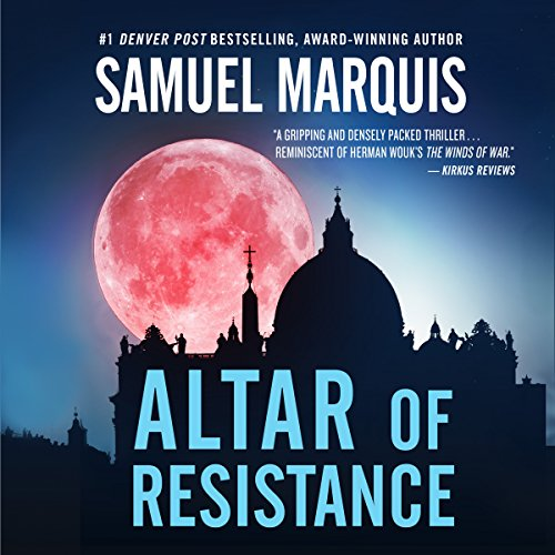 Altar of Resistance audiobook cover art
