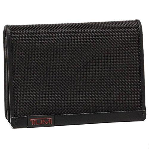 (トゥミ) TUMI トゥミ カードケース TUMI 119256 DID GUSSETED CARD CASE WITH ID 定期入れ・パスケース BL...