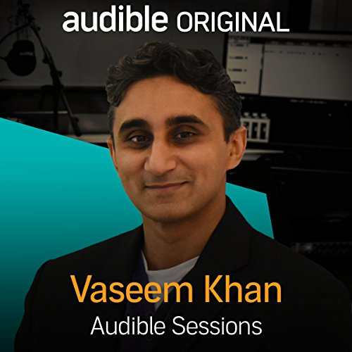 FREE: Audible Interview with Vaseem Khan Titelbild