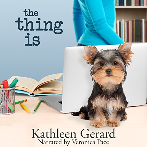 The Thing Is audiobook cover art