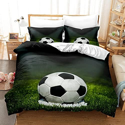colcha futbol cama 90 de la marca