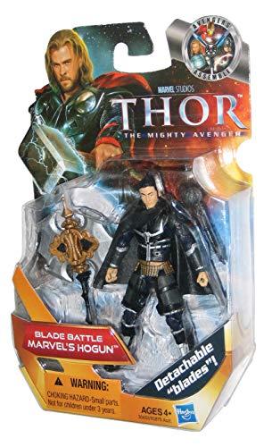 Thor : The Mighty Avenger – 30651 – Hogun – Figurine 9,5 cm (Import UK)