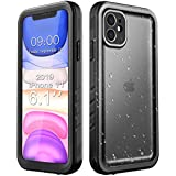 Cozycase Coque Etanche iPhone 11, Waterproof Coque imperméable IP68 Antichoc...