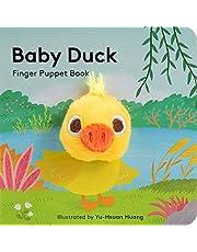 Baby Duck. Finger Puppet Book (Little Finger Puppet Board Books)