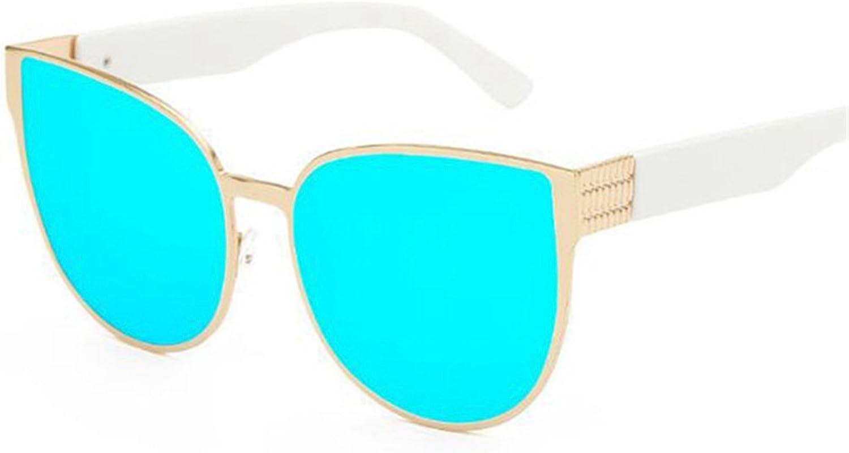 Wmshpeds Trendy wild Sonnenbrille, Koreanisch Sonnenbrille, männliche polierten polierten polierten Spiegel B0756CRPLP  Wert ffe621