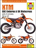 KTM EXC Enduros & SX Motocross sohc 4-strokes (00 - 07) (Haynes Powersport)