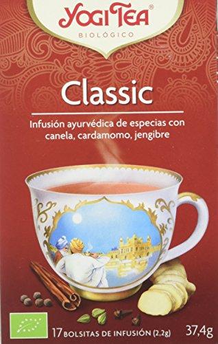 Yogi Tea Classic - 17 Bustine, 37.4 g