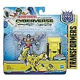 Transformers Tra Cyberverse Spark Armor Starscream, Brown/A