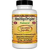 Tocomin SupraBio, 50 mg, 60 Cápsulas - Healthy Origins