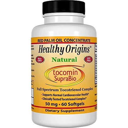 Healthy Origins Tocomin Suprabio 50 mg 60 Sgel