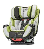 Best All In One Car Seats - Evenflo Platinum Symphony Elite All-In-One Car Seat Review
