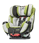 Dual, seat-Integrated elastic cup holders for easy access to drinks Superior e3 Side Impact Protection significantly reduces the forces in side impact crashes Simply Click, Click & Push for a super-fast, super-snug installation of the seat to the veh...