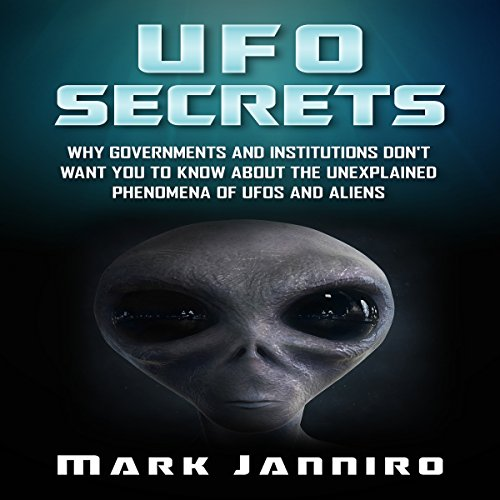 UFO Secrets cover art