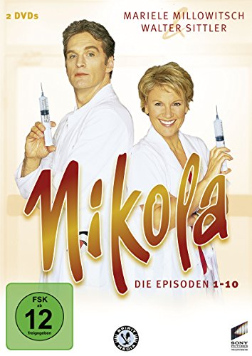 Nikola - Die Episoden 1-10 [2 DVDs]