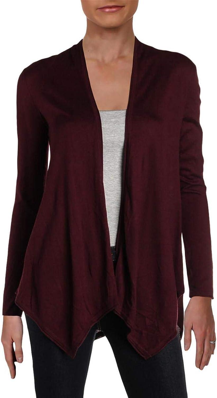 Lauren Ralph Lauren Womens OpenFront Knit Cardigan Sweater