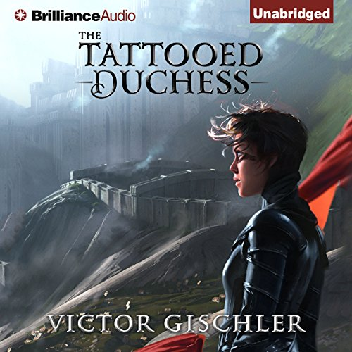The Tattooed Duchess cover art