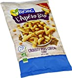 Bjorg Crousti Pois Chiches Curry 75 g - Pack de 12