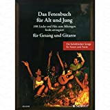 Le Livre Fete pour les jeunes et vieux–arrangés pour Chant et d'autres Occupation–Guitare–Akkorde [Notes/sheetm usic]