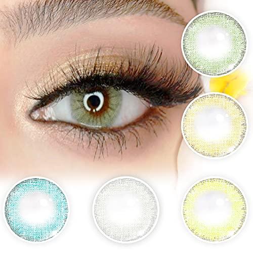 Julia lenses Kontaktlinsen augen linsen kontakt lens farbig Jährliche linsen Julia lenses colour eye lens lenses yearlly contact lens (Quartz)