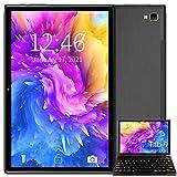 Tablet 10 Pulgadas Android 10.0 Tableta Ultra-Portátiles - RAM 4GB | 64GB Expandible (Certificación Google gsm) -AOYODKG - Batería de 8000mAh - WiFi —Ratón | Teclado y Otros - Negro