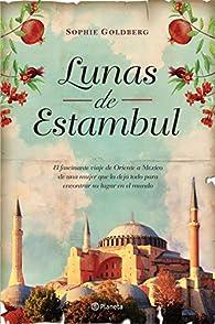 Lunas de Estambul par Sophie Goldberg