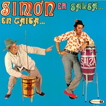 Simon en Salsa... En Gaita...