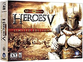 Heroes Of Might and Magic V Limited Edition (DVD-Rom) - PC