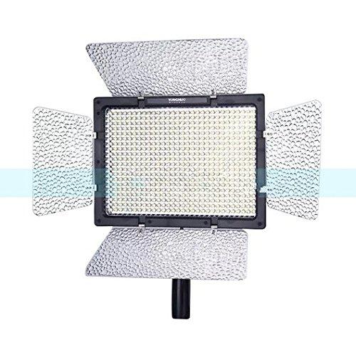 Gowe LED Video Lampe Licht für Canon Nikon Sony Kamera DV Camcorder