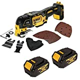 <span class='highlight'>Dewalt</span> <span class='highlight'>DCS355N</span> <span class='highlight'>Oscillating</span> <span class='highlight'>Multi</span>-Tool <span class='highlight'>18V</span> Cordless <span class='highlight'>Brushless</span> 2 x 4Ah Batteries