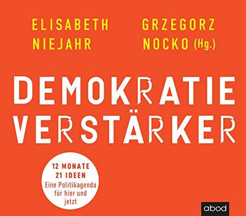 Demokratieverstärker cover art