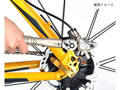 PeroTools(ぺロツールズ)『ロードバイク用トルクレンチ(2~24N・m)』