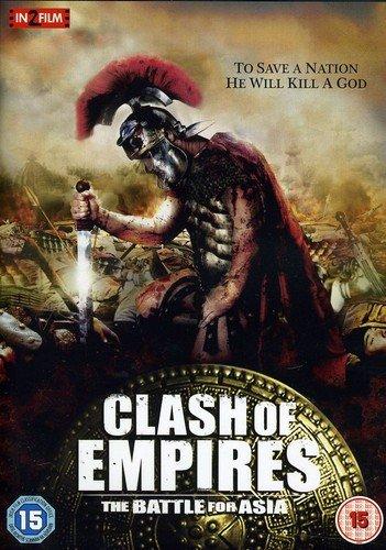 Clash of Empires: Battle for Asia [DVD] [Reino Unido]