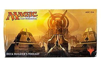 Wizards of the Coast 14986 MTG-AKH-DBT-EN Amonkhet Deck Builder s Tool Kit