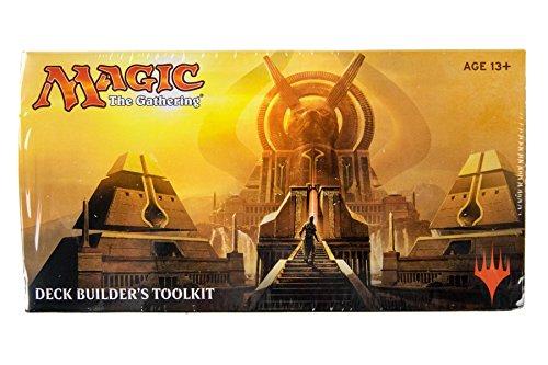 Wizards of the Coast 14986 MTG-AKH-DBT-EN Amonkhet Deck Builder's Tool Kit