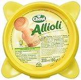 Chovi - Allioli - Salsa Alioli al Estilo Casero - 200 ml - [Pack de 4]