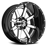Fuel Offroad D260 MAVERICK CHROME Wheel with...