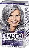 SCHWARZKOPF DIADEM Silber-Color-Creme S02 Intensives Silber Stufe 3, 3er Pack (3 x 180 ml)