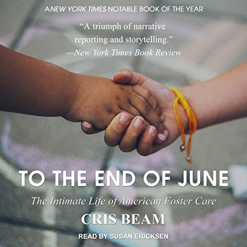 To the End of June audiobook cover art