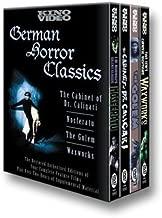 German Horror Classics: (Nosferatu / The Cabinet of Dr. Caligari / Waxworks / The Golem)