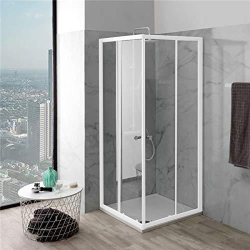 Novellini - Cabine de douche acces angle droit paroi...