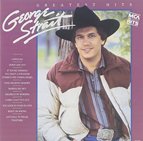 Top george strait greatest hits cd for 2020