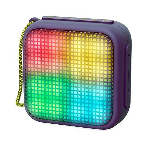 Energy Sistem Beat Box 2 + Lightcube Altavoz portátil con Bluetooth Amethyst...