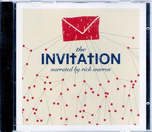 The Invitation [Audio CD] Various Artists; Amy Grant; Pocket Full of Rocks; Casting Crowns; Chris Falson; Joel Engle; Matt Papa; Evan Wickham and Rick Warren