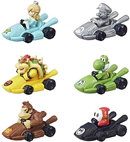Unbekannt Monopoly Gamer Mario Kart Figur Sammel-Figuren Spiel-Figuren 6´er Set