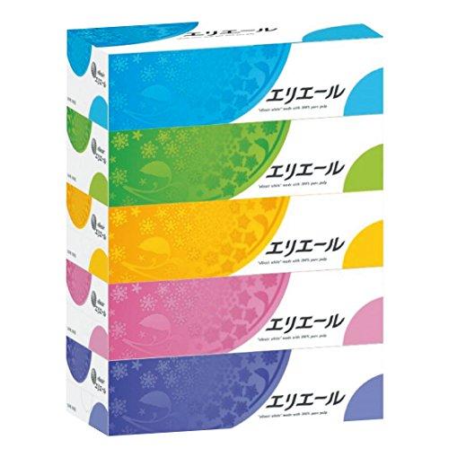 大王製紙 エリエール 箱180組×5 [3619]