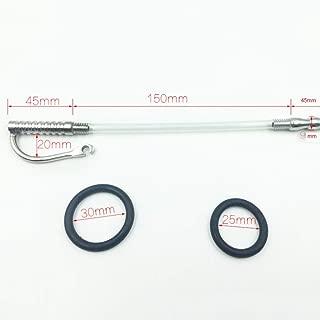 YDSXH Metal Hollow Stick Male Urethr'a Insert Tube Cathete'r Sound M'asturbation Tool Game Device Sunglasses Jeans