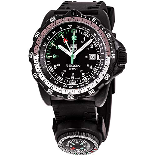 Luminox Recon Pointman Quartz Movement Black Dial Men's Watch XL.8832.MI